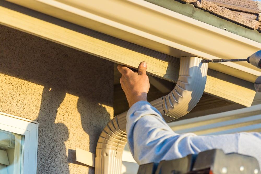 Seamless Gutter Installation And Repair