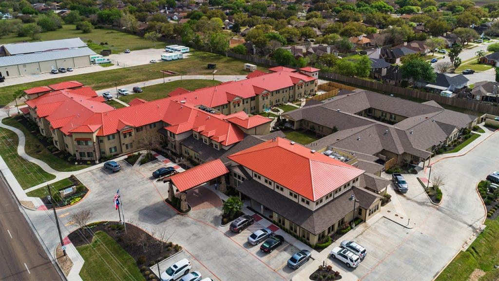 New Braunfels Commercing Roofing Contractor