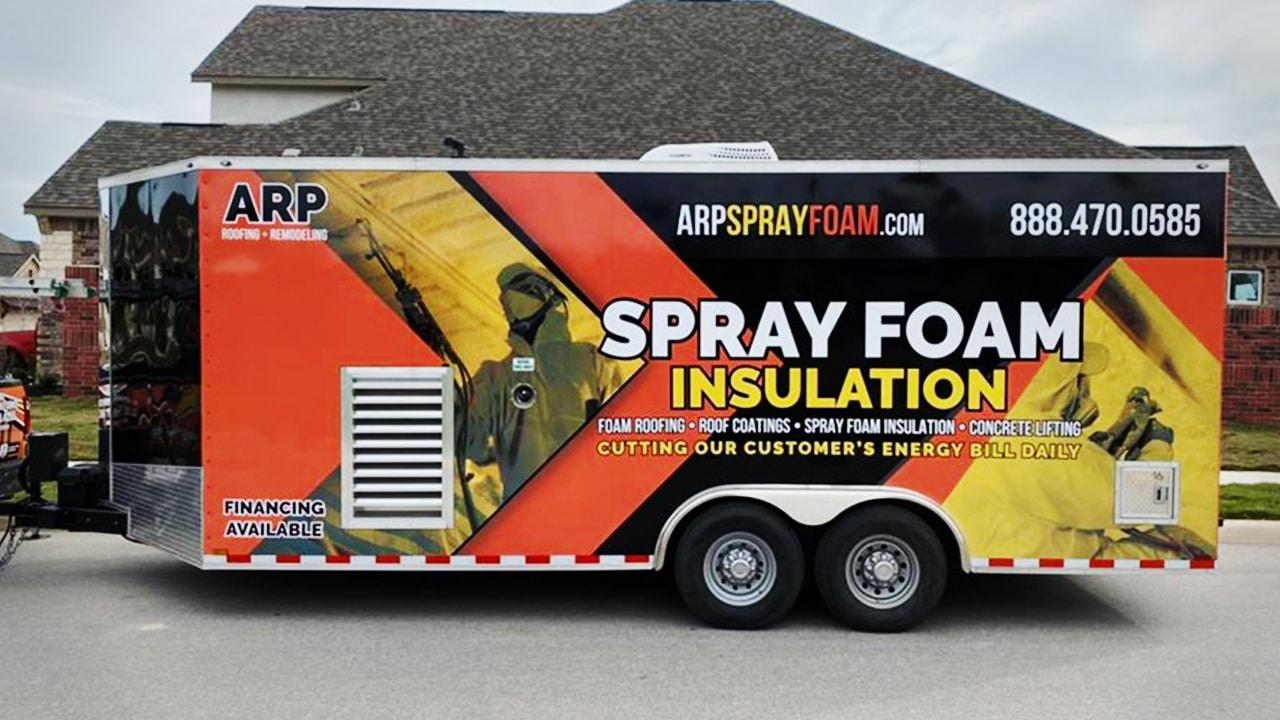 San Antonio Texas Residential Spray Foam Insulation Contractor