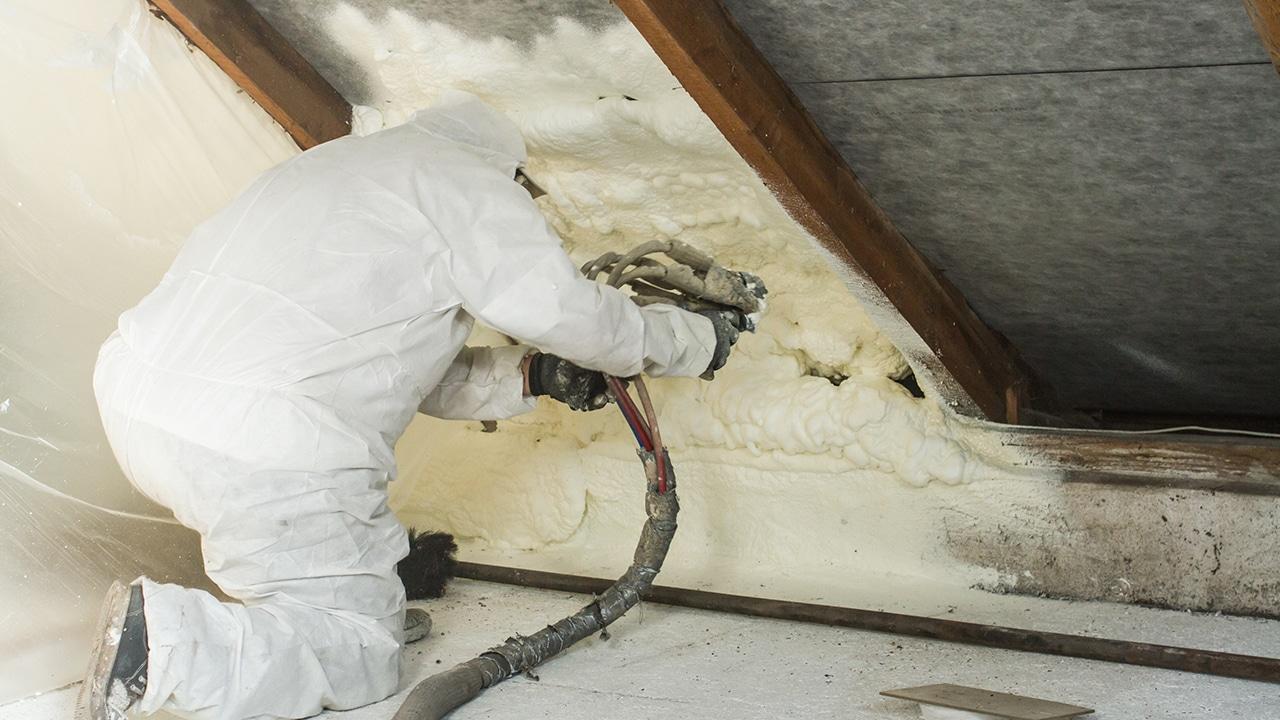 San Antonio Spray Foam Insulation Contractor