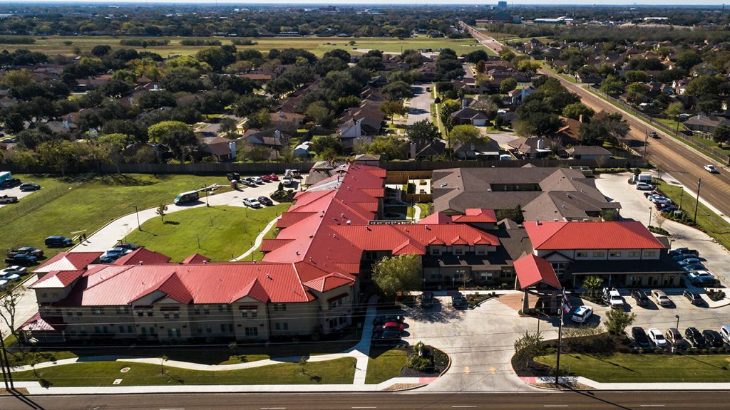 San Marcos TX Commercial Roofer