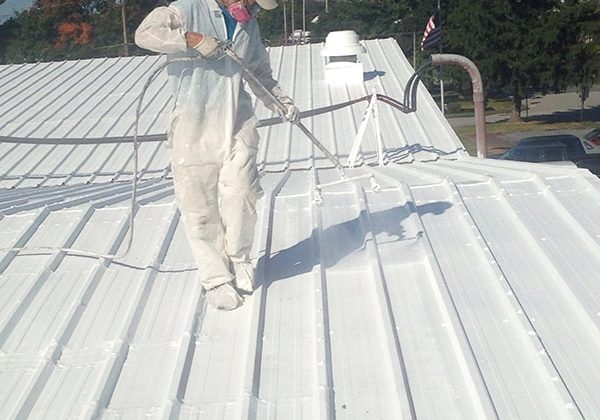 ARP Roofing - Metal roof restoration