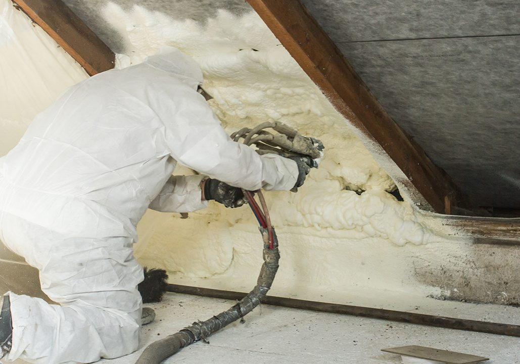 Corpus Christi Spray Foam Insulation Contractor